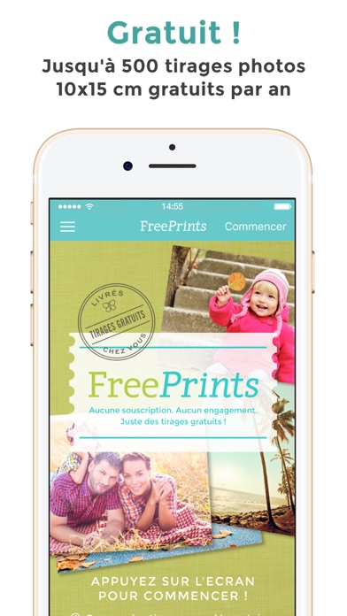download FreePrints - Tirages gratuits apps 2