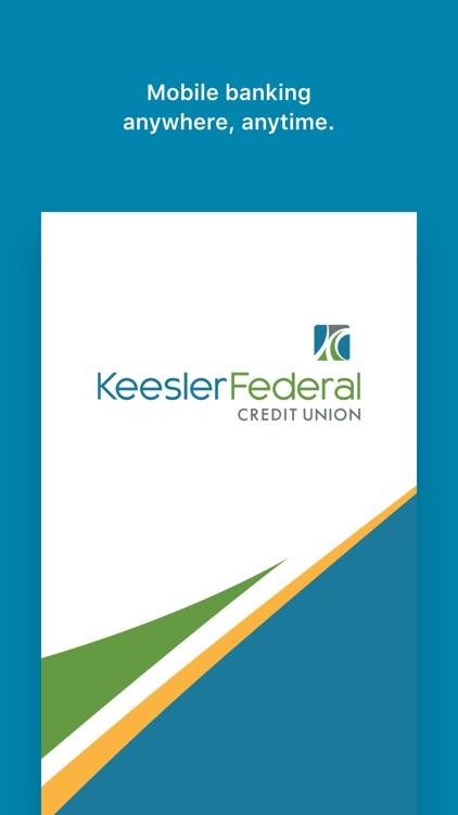 Keesler Federal Mobile Banking screenshot-3