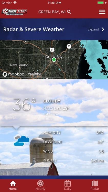 WBAY First Alert Weather