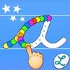 Cursive Writing Wizard -School - iPadアプリ