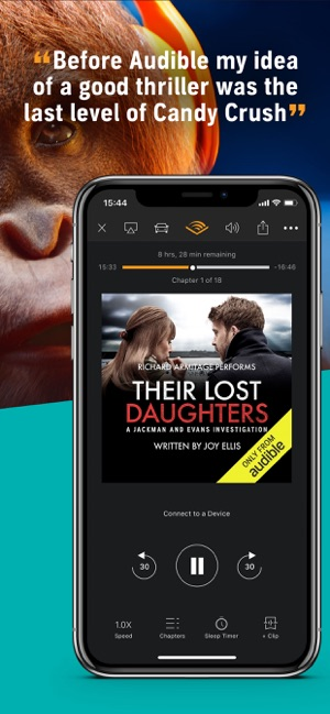 Audible: An Amazon Company on the App Store