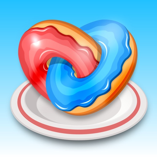 Sort It: Bakery's Tasty Donuts icon