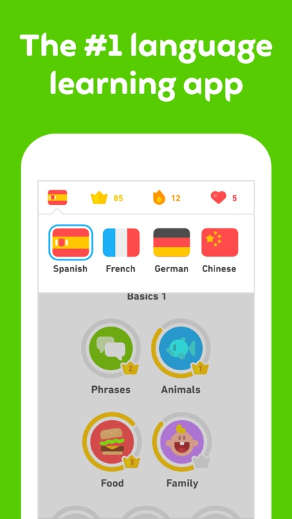 Duolingo - Language Lessons screenshot-3