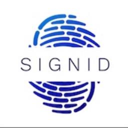 SignID Signature Keyboard