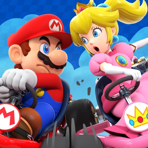 Mario Kart Tour free software for iPhone and iPad