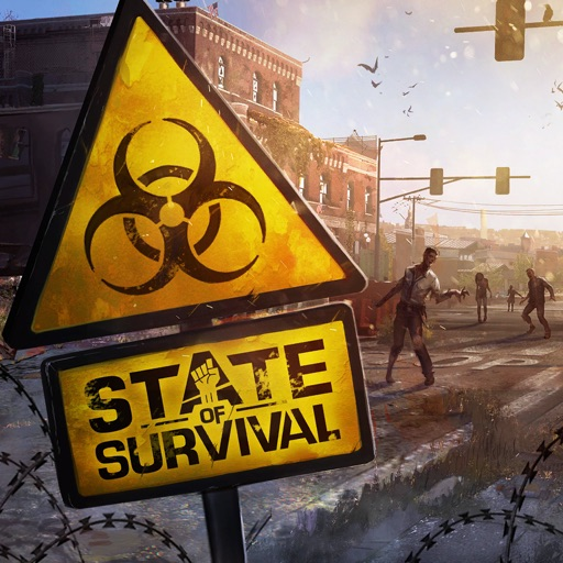 State of Survival: Zombie War free software for iPhone and iPad