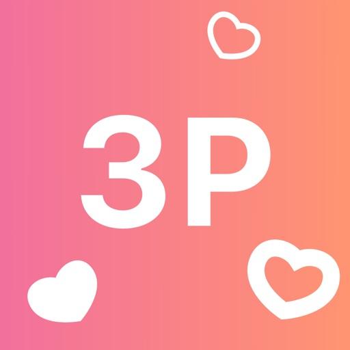 Easy3P: Threesome & Couple App