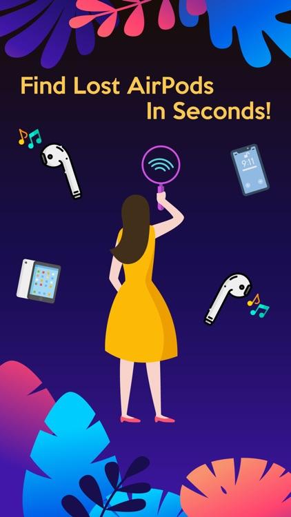 Finder For AirPod & Headphones screenshot-4