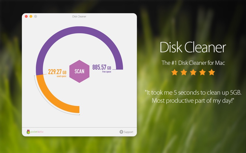 Disk Cleaner - Free HD Space Screenshots