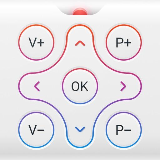 Universal remote tv smart
