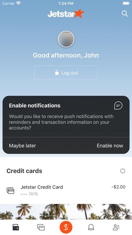 Jetstar Credit Card