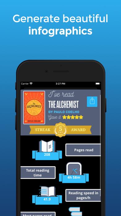 Bookly - Read More Books Screenshot