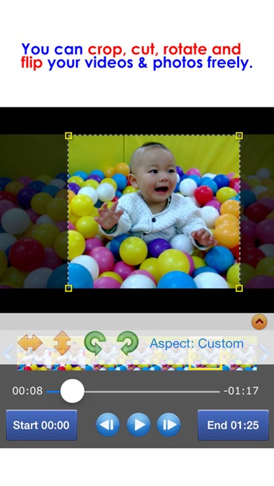 Screenshot #2 pour Videos in Video