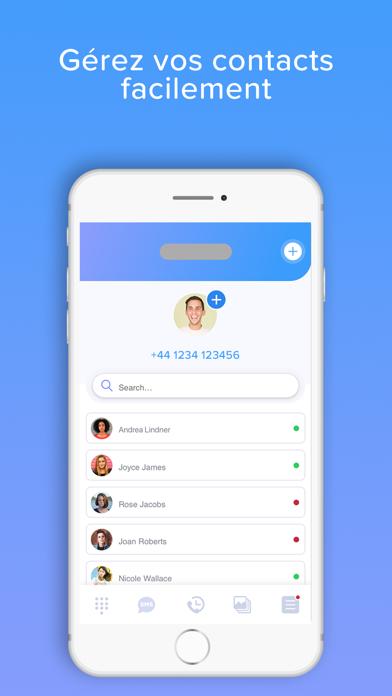 RingMe | Colorez appels et SMS