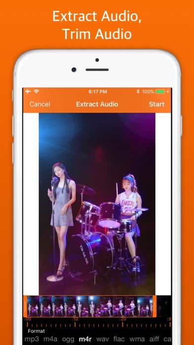 Audio Converter - Extract MP3のおすすめ画像3