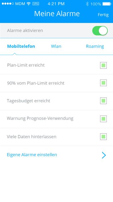 My Data Manager VPN SicherheitScreenshot von 5