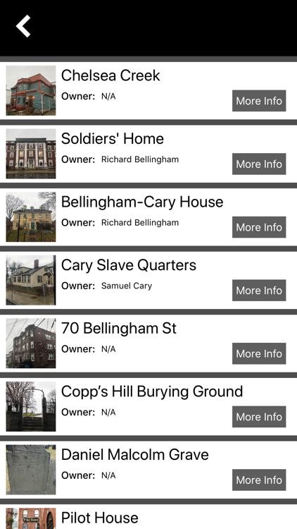 Boston Ghost Map screenshot-3