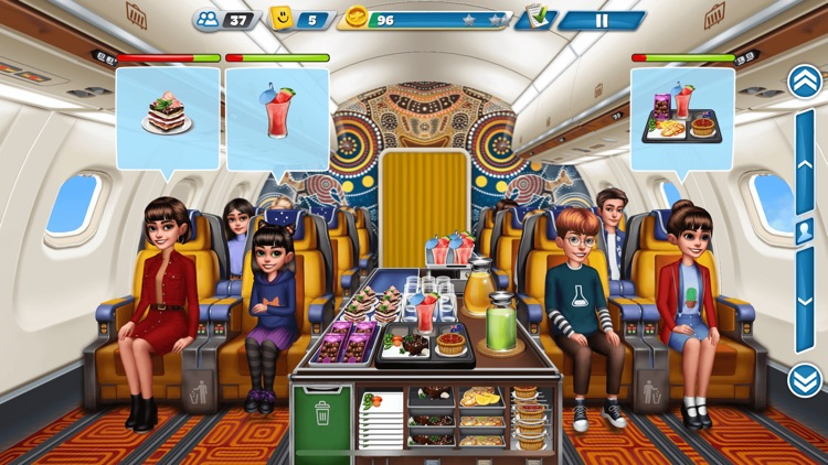 Airplane Chefs - Cooking Game screenshot-3