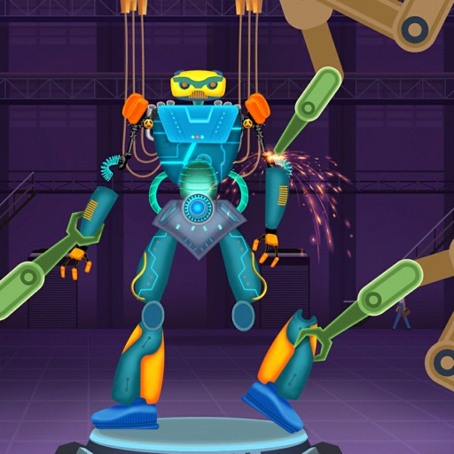 Transform Robot Car