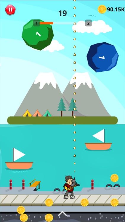 Stone Blast - Top Ball Games screenshot-4