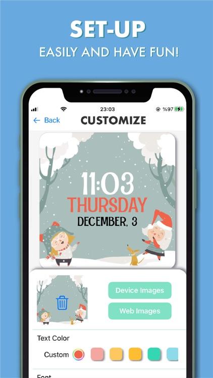 Color Widgets: Favorites Calls screenshot-6