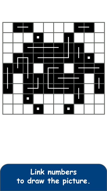 FCross Link-a-Pix Puzzles screenshot-5