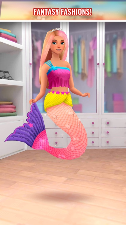 Barbie™ Fashion Closet screenshot-4