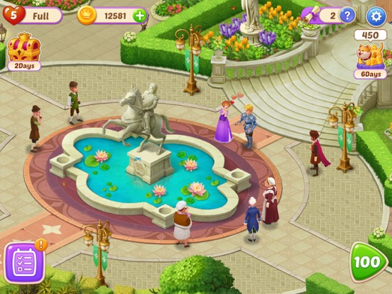 Castle Story: Puzzle & Choiceのおすすめ画像3