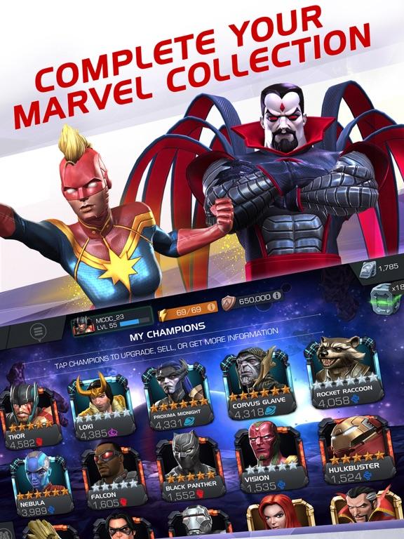 MARVEL Contest of Champions - AppRecs