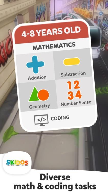 Math Games: 1st-4th Grade Kids screenshot-5