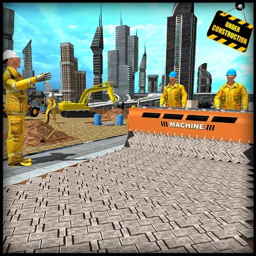 City Road Builder 3D