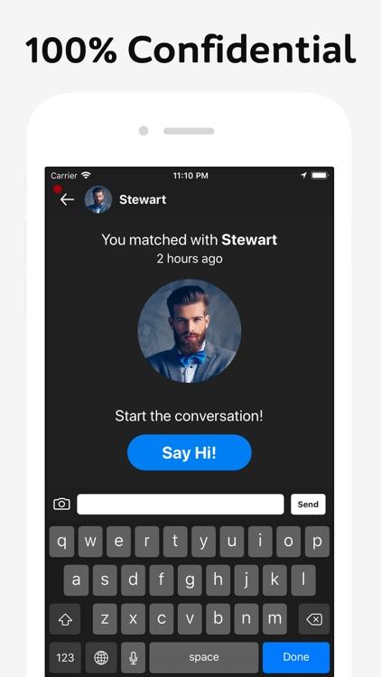Gayman - Gay Chat & Dating screenshot-4