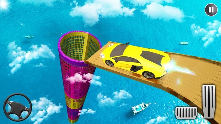 Car Games Car Stunts Mega Ramp