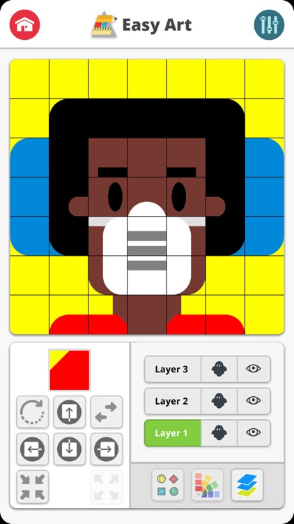 Easy Art - Draw With Shapes screenshot-3