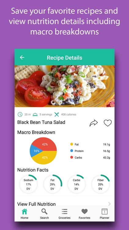 Salad Recipes & Meal Plans screenshot-3