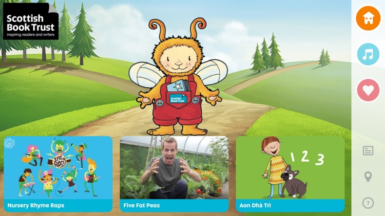 Bookbug's Songs and Rhymes