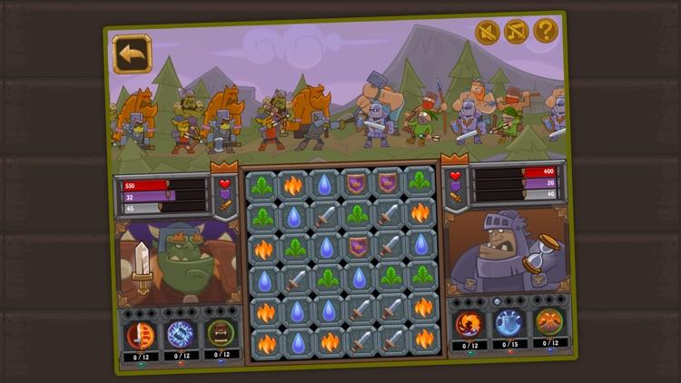 Puzzles Rush Lite screenshot-4