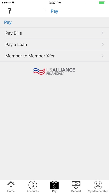 USALLIANCE FCU screenshot-2