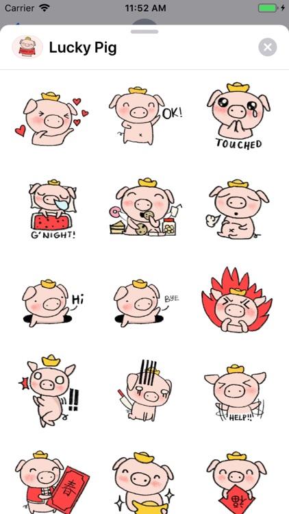 Marvin the Lucky Pig screenshot-4