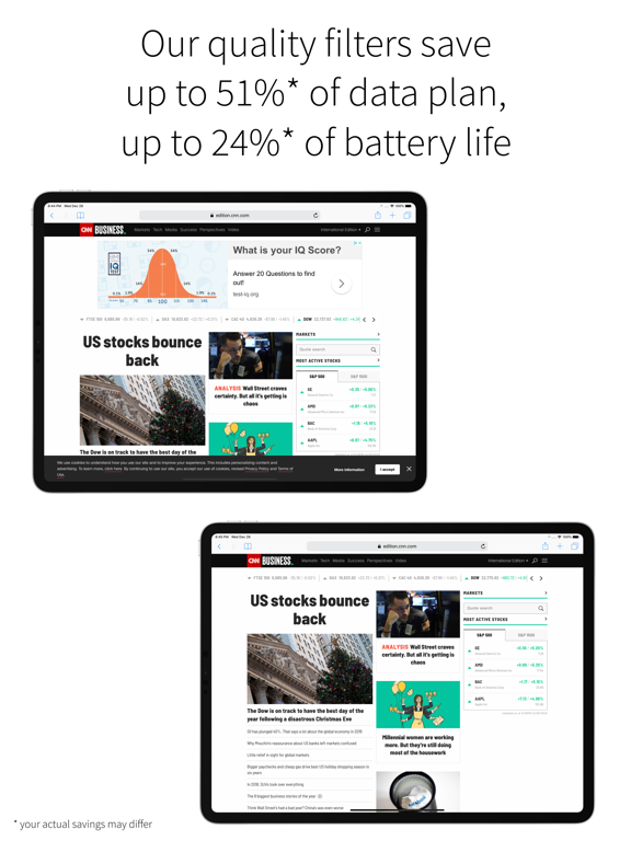 Ad Block Multi Screenshots