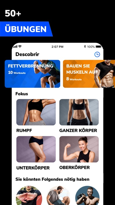 messages.download Workouts Zuhause - Fitness App software
