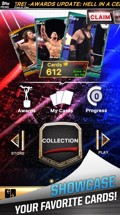 WWE SLAM: Card Trader screenshot-3