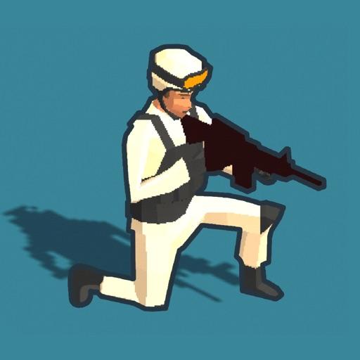 Marines Shooting 3D icon