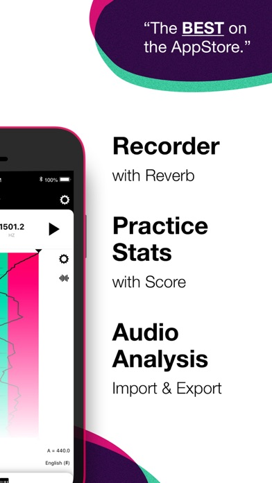 download Tunable - Music Practice Tools apps 2