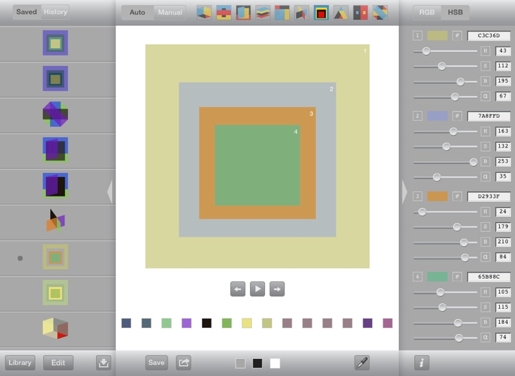 Colors by Number screenshot-4