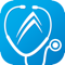 App Icon for Coomeva Emergencia Medica App in China IOS App Store