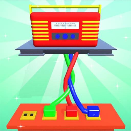 Tangle Plug 3D