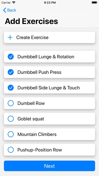 HIIT Trainer screenshot #6