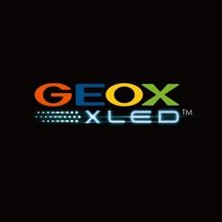 Geox XLED  la scarpa che trasforma le tue emozioni in messaggi luminosi 0172a388984
