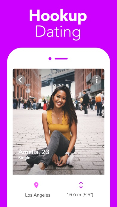 HUD - #1 Hookup App Screenshot